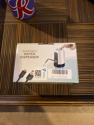 Automatic Water Dispenser for Sale in Seattle, WA