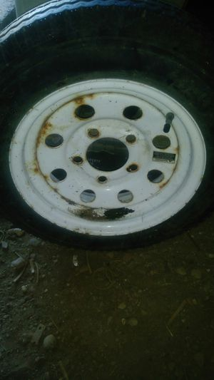 Trailer tire for Sale in West Jefferson, OH