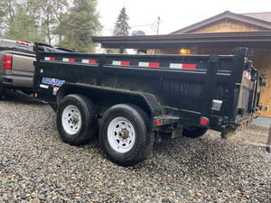 Load trail 14k dump trailer for Sale in Sumner, WA