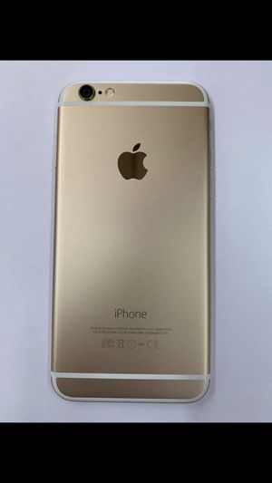 Factory unlocked iPhone 6 for Sale in Plano, TX