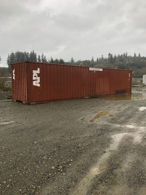 40 foot containers for Sale in Elma, WA
