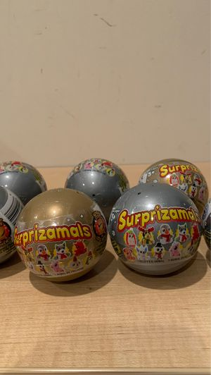 New sealed Suprizamals Holiday series 2 for Sale in Alexandria, VA