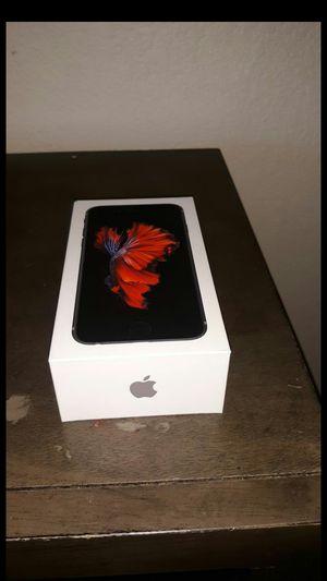 Brnd new iPhone 6s boost Mobile never used for Sale in Atlanta, GA