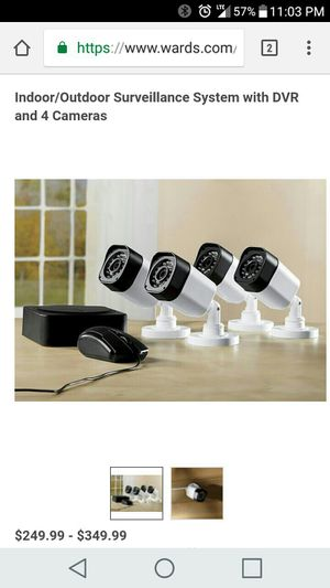 Indoor/Outdoor Surveillance System for Sale in Hannibal, MO