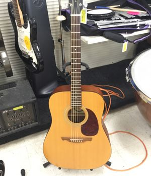 Al Varaz acoustic guitar for Sale in Pearl, MS