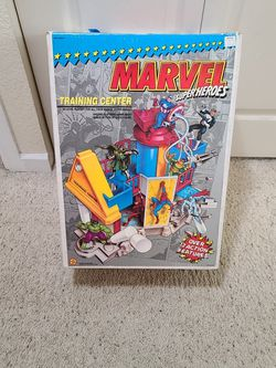1990 Marvel Super Heroes Training Center for Sale in Des Moines,  WA