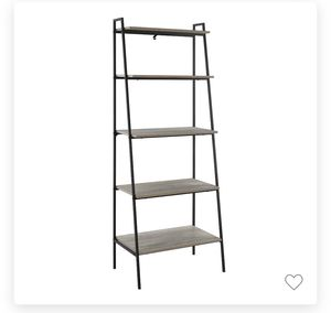 Saracina Home Metal and Wood Ladder Shelf for Sale in Brea, CA