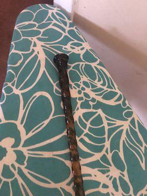 Antique Glass walking cane for Sale in Abilene, TX
