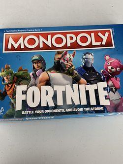 Monopoly Fortnite Edition for Sale in Rosemead,  CA