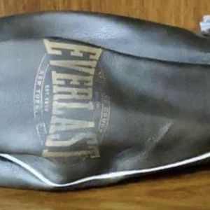 Original Everlast Everhide Speed Punching Sport Martial Arts Boxing Bag 4 lb for Sale in Chapel Hill, NC