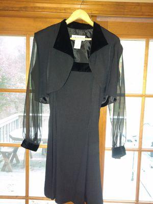 J. R. Nites by Caliendo Dress sz 14 Black for Sale in Hampden, MA