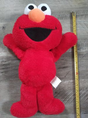 Medium Sized Stuffed Elmo Toy for Sale in Victoria, TX