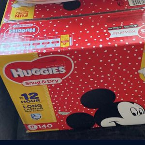Huggies Brand New Newborn for Sale in Colton, CA