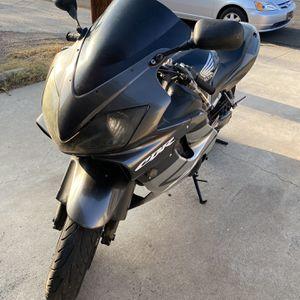 2004 Honda CBR 600 F4i for Sale in Tempe, AZ