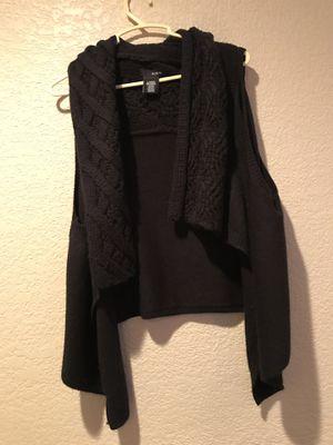 Cardigan Sweater Vest for Sale in Littleton, CO
