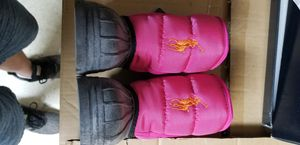 KIDS POLO RALPH LAUREN SNOW BOOTS for Sale in Cressona, PA