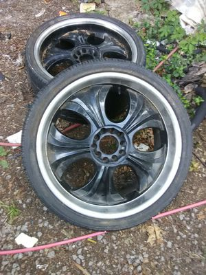 "black 22"" rims for Sale in Murfreesboro, TN"