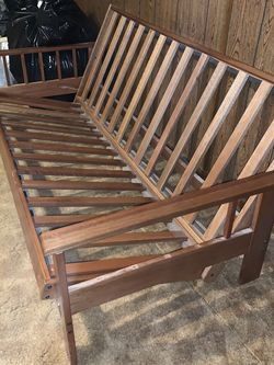 Wood Futon for Sale in Hazelwood,  MO