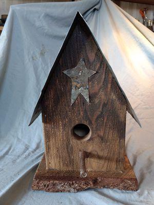 Indoor or outdoor bird house for Sale in Philadelphia, PA