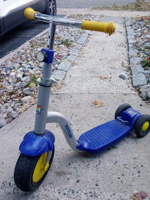 Child Kettler Scooter for Sale in Montclair, NJ