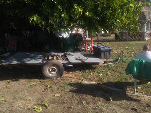 Flat bed trailer for Sale in Riverside, CA