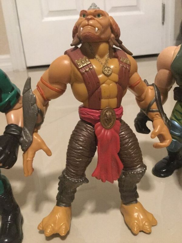 Small Soldiers Collectibles