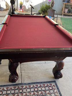 Pool Table for Sale in San Bernardino,  CA
