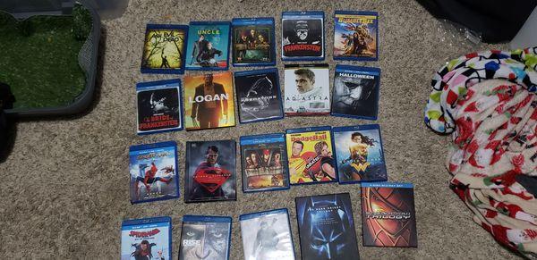 Movies Lot [NO SPIDER-MAN TRILOGY]