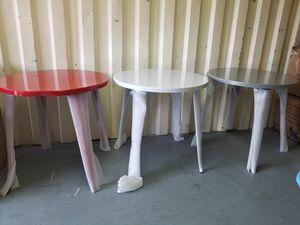 FLASH furniture INDOOR OUTDOOR tables for Sale in Douglasville, GA