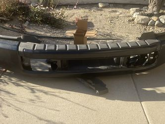 2021 Ford F 350 Front Bumper Like New for Sale in Rancho Cucamonga,  CA