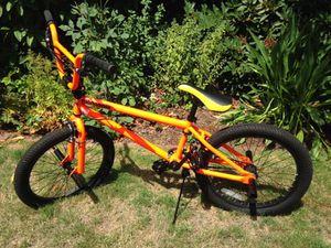 Orange youth mongoose BMX bike for Sale in Seattle, WA