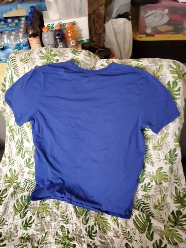 Nike Tee Men's XL Royals Baseball T shirt
