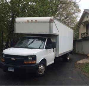 2008 Chevy express 3500 6.0 engine runs good ready to make $$ 280k for Sale in Fairfield, CT