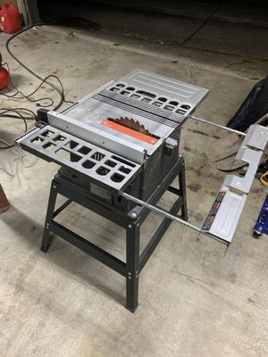 "Skilsaw 10"" Table Saw for Sale in Seattle, WA"