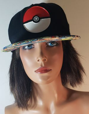 Pokemon Ball Cap Adjustable for Sale in North Charleston, SC