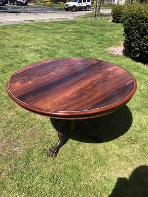 Antique rosewood table for Sale in Revere, MA