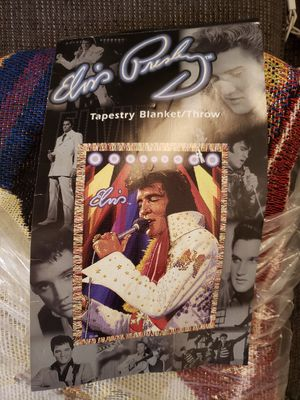 NEW. Elvis Presley Tapestry/blanket for Sale in Parkesburg, PA