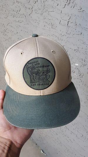 Patagonia eat invasive hat for Sale in Phoenix, AZ