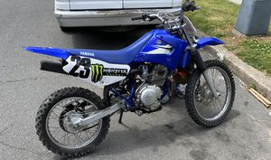 125 Yamaha TTR for Sale in Clinton, MD