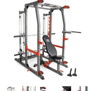 Smith Machine And Cage Combo Machine for Sale in San Dimas, CA