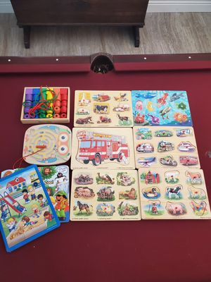 Puzzles for Sale in Escondido, CA