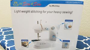 Light weight portable sewing machine for Sale in Virginia Beach, VA