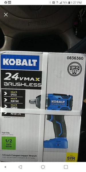 Kobalt brushless drill for Sale in Bakersfield, CA