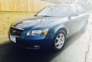 2006 Hyundai Sonata +++ Reliable Vehicle for Sale in Rockville, MD