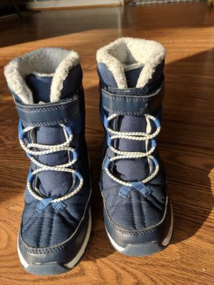 Winter Snow Boots, kids size 11 for Sale in Aspen Hill, MD