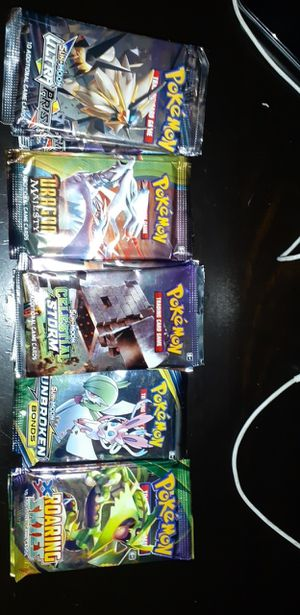 Pokemon cards for Sale in Bell Gardens, CA