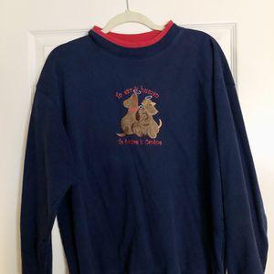 Vintage Embroidered Crewneck Sweater Sweatshirt for Sale in San Diego, CA