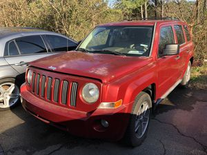Jeep Patriot (07) MANUAL TRANSMISSION 4X4!!! NO CREDIT FINANCING AVAILABLE :) for Sale in Decatur, GA