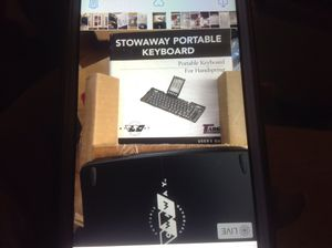 Portable key board for Sale in Springdale, OH