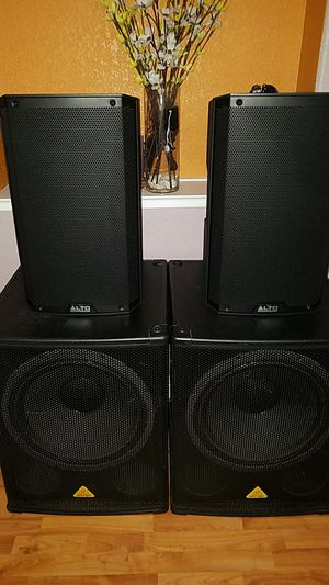 Dj equipment for Sale in Patterson, CA